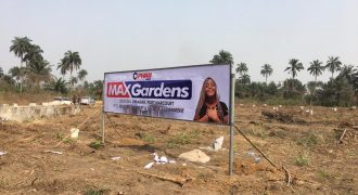 MAX GARDENS ESTATE OMAGWA PORT HARCOURT