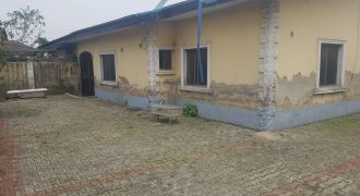 3Bedroom Semi Detached Bungalow at Sparklight Estate Ojodu Berger