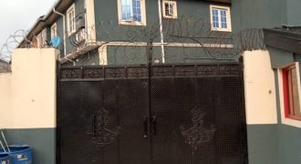 3Bedroom spacious flat at Gbagada