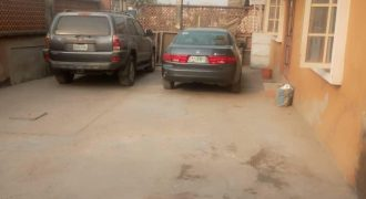 Mini Flat at good area in Gbagada