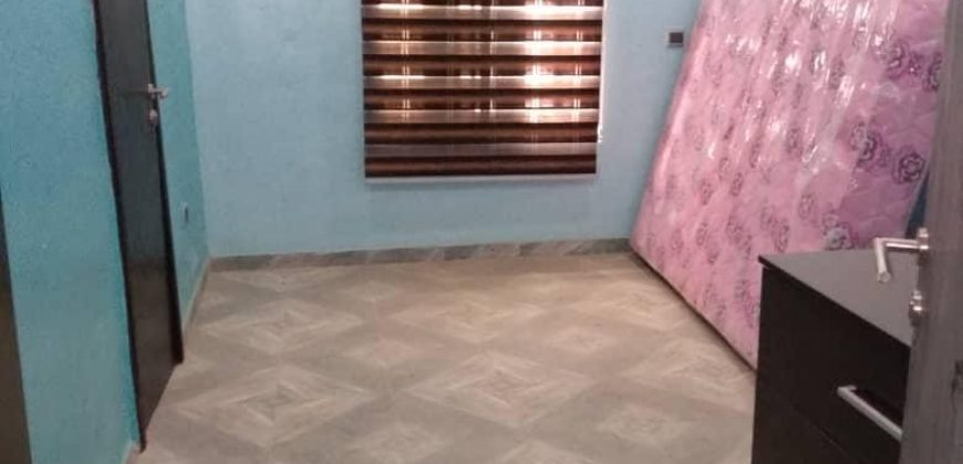 New 3bedroom Spacious Duplex in an Estate in Ifako Gbagada